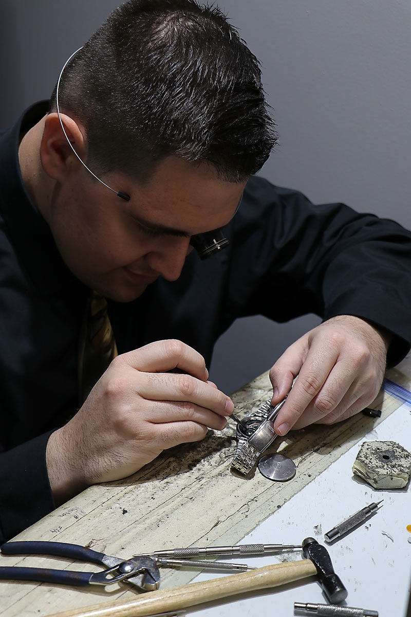 Huffman Jewelers -- quality, affordable watch and jewelry repair