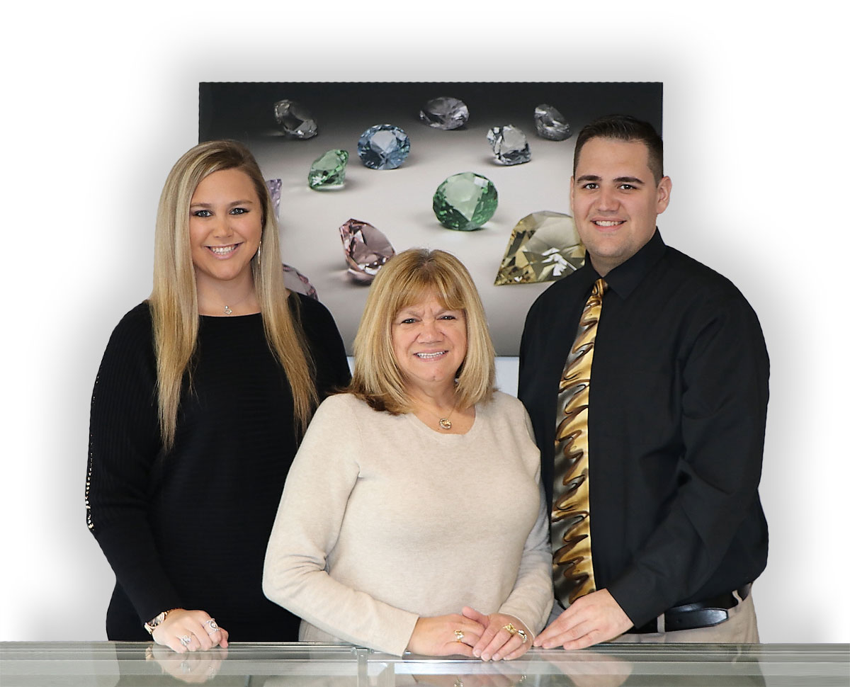 Huffman Jewelers -- friendly knowledgeable staff