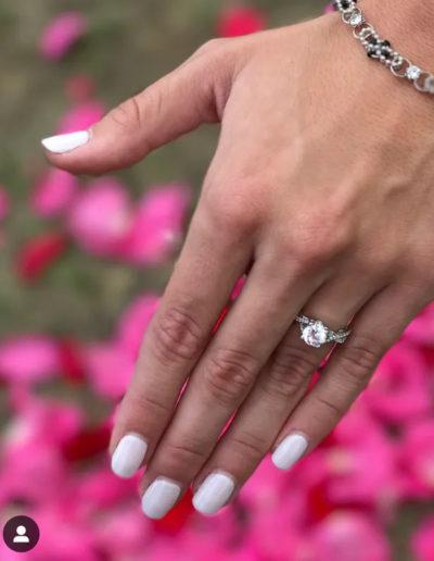 Satisfied Huffman Jewelers Customers